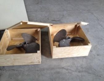 imballaggi in legno di piccole dimensioni